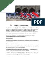 Folklore Dominicano.docx