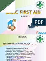 1. Presentasi Rjp Dan First Aid