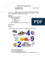 Math Vii Learners Materials q1