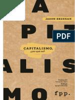 Capitalismo ¿Por Qué No?