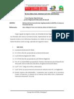 Informe 19 Acciones Corongo