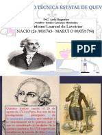 Antonio Lavoisier Yomira Carranza 12