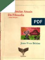 Jean-Yves Béziau-Tendências Atuais Da Filosofia-Edições Nefelibata (2003)