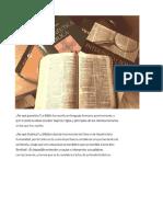 Método Gramático Histórico