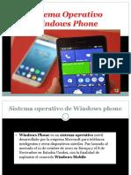 Windows Phone Historia