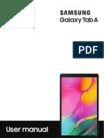 Samsung 10.1Tablet 2019