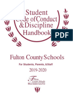 2019-20 fcs student code of conduct