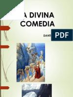 Imágenes de la Divina Comedia.