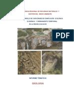 Memoria Descriptiva Geologia