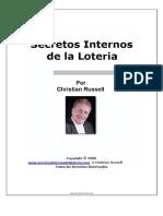 Secretos Internos de La Loteria