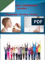 Suplementos y Complementos Infantiles DIAPO