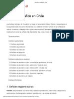 Señales de Tránsito de Chile