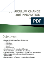 Curriculum Change and Innovation Vargas (1)
