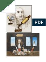 Aportaciones de Robert Hooke
