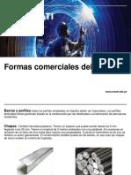 Formas Comerciales Del Hierro.ppt