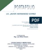PORTAFOLIO JHG 2015