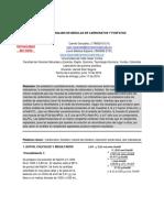 Carbonato y Fosfato