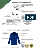 Bicol University Uniform