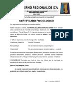 Certificado Sanchez Uribe
