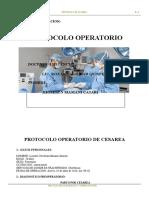 protocolo operatorio