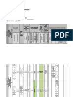 Matriz de Identificación de Riesgos