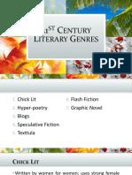 21st Century Literary Genres.pptx