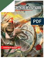 D&D 5E - Homebrew - Acertos Críticos Revisitados