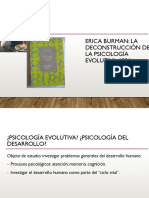 PDF Burman Erica Psicologia Del Desarollo. Apuntes