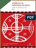 Aproximaciones a La Cuestión Mapuche en Chile