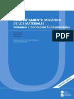 Comportamiento mecánico de los materiales - Fundamentos