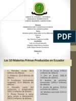 David Loja Tarea Semana 9 Administracion y Comercializacion