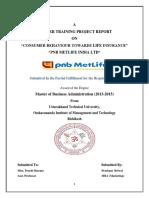 Marketing Project prashant.docx