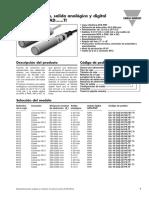 catalogo de sensores carlo gavazzi