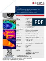 Datasheet Optris Pi 640