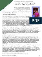 ¿Puede Una Persona Salva Llegar a Perderse_ • ChristianAnswers.net_spanish