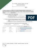 Examen de Intervalos e Inecuaciones - Victoria a. Nari