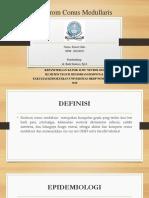 Sindrom Conus Medullaris PDF