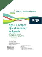 ASQ3 Spanish