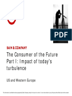 Bain - Consumer of Future
