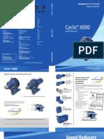 Cyclo 6000 Reducer Catalog.pdf