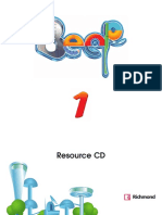 Beep 1 Resource CD