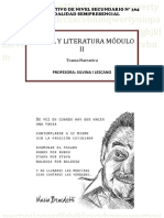 CENS 364 - Lengua y Literatura - Módulo II -TRAMA NARRATIVA Docx[9865]