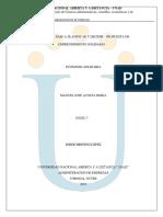 Fase 3– Planificar y Decidir – Propuesta de Emprendimiento Solidario.