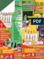 PPDB SMK Muhammadiyah Pakem