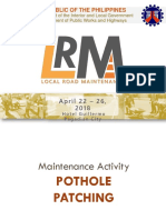 5 - POTHOLE PATCHING.ppt