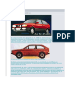 Historia Volkswagen Gol Sudamerica