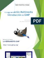 Introducción a GIMP