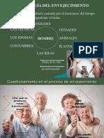 2. Biología Del Envejecimiento