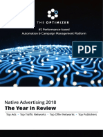 Native Advertising 2018 the Year in Review