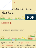 Environment and Market